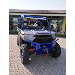 POLARIS RANGER 1000 MODIFICHE BY PAOLETTI RACING