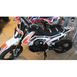 PITBIKE 110 SJR SEMI AUTO 14/12 CROSS