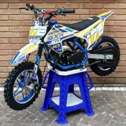 MINI MOTO CROSS CRX 50 RUOTA 10/10 NCX