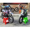 MINI MOTO CROSS BAMBINO NCX PHANTOM 50 RUOTE 12/10
