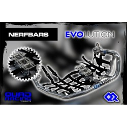 PEDANE RACING EVOLUTION QUAD