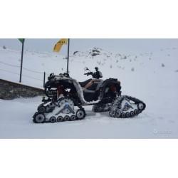 QUAD POLARIS SPORTSMAN 1000 S 4X4 CON KIT CINGOLI NEVE