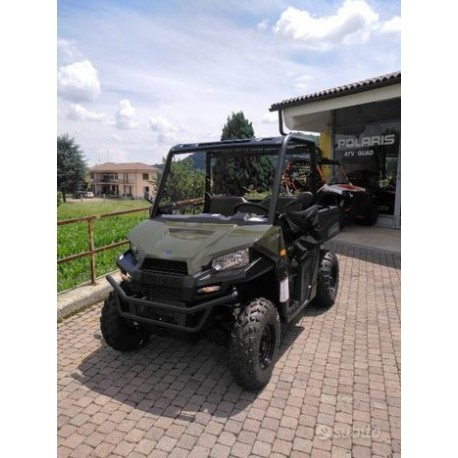 POLARIS RANGER 570 4X4 DA LAVORO PATENTE B