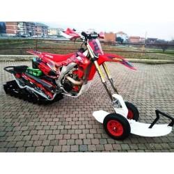 SNOW BIKE CINGOLI DA NEVE PER MOTO CROSS