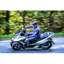 QUADRO3 scooter a 3 ruote